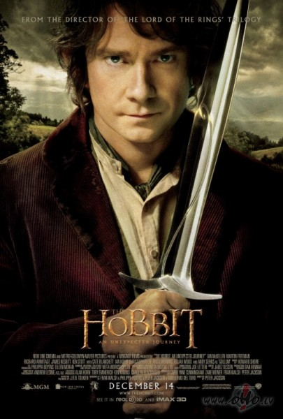 Hobits: Negaidts ceojums / The Hobbit: An Unexpected Journey