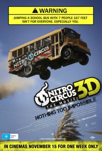 Nitro Circus / Nitro Circus - The Movie 3D