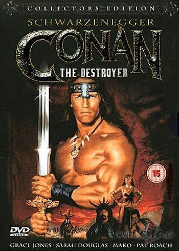 Konans Iznīcinātājs / Conan The Destroyer