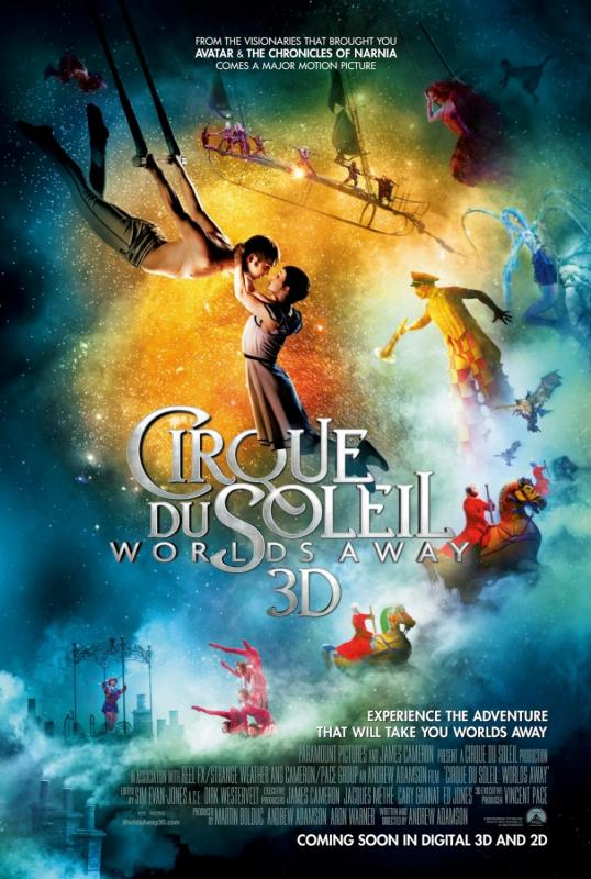 Cirque du Soleil: Pasaulēm tālu / Cirque du Soleil: Worlds Away