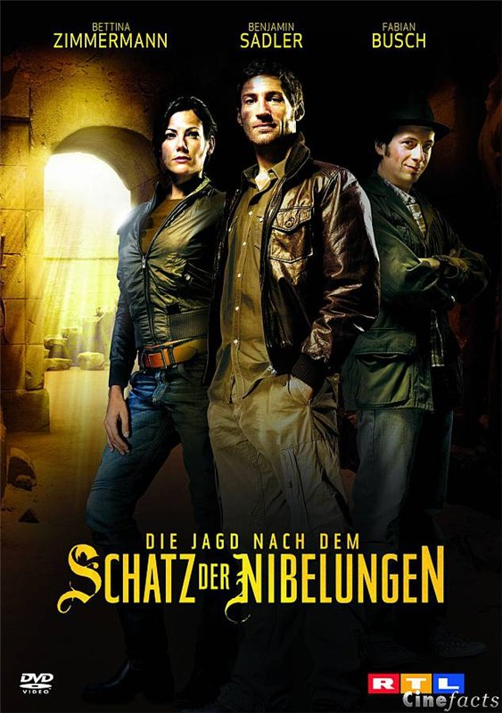 Nībelungu bagātības / Die Jagd nach dem Schatz der Nibelungen
