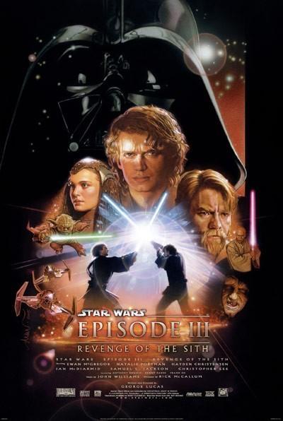 Zvaigžņu kari:III - Situ atriebība / Star Wars: Episode III - Revenge of the Sith