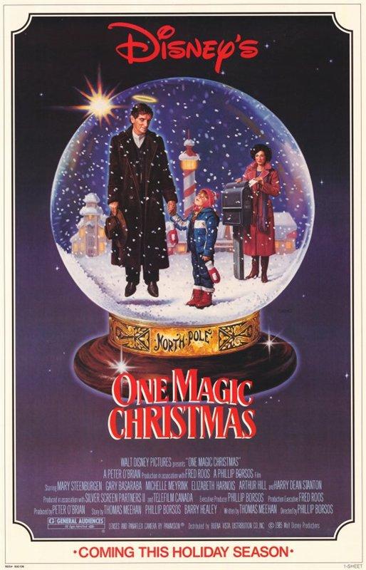 Brīnumu Ziemassvētki / One Magic Christmas