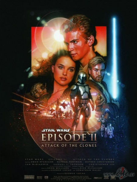 Zvaigzņu Kari II: Klonu uzbrukums / Star Wars: Episode II - Attack of the Clones
