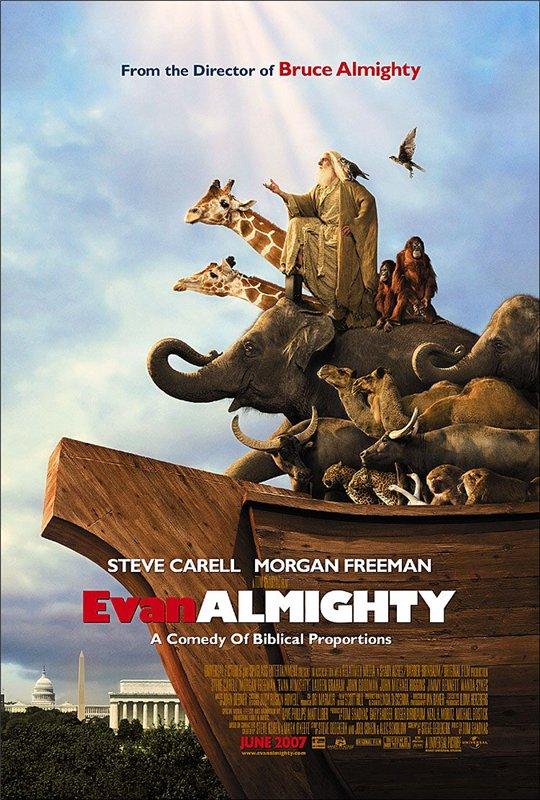 Visvarenais Evans / Evan Almighty