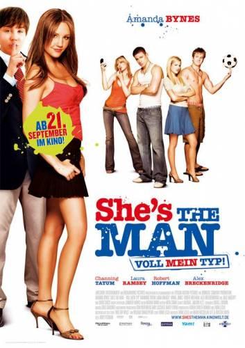 Viņa ir viņš / She`s the Man