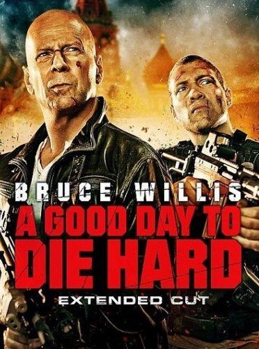 Cietais rieksts 5 / A Good Day to Die Hard