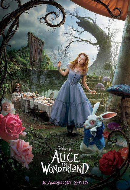 Alise brīnumzemē / Alice in Wonderland