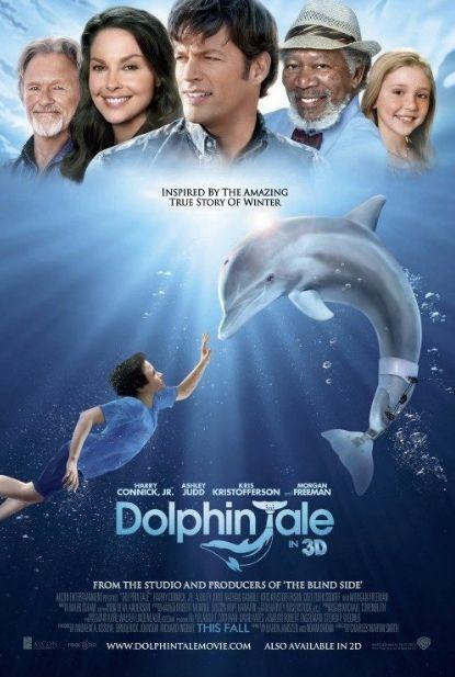 Delfīna stāsts / Dolphin Tale