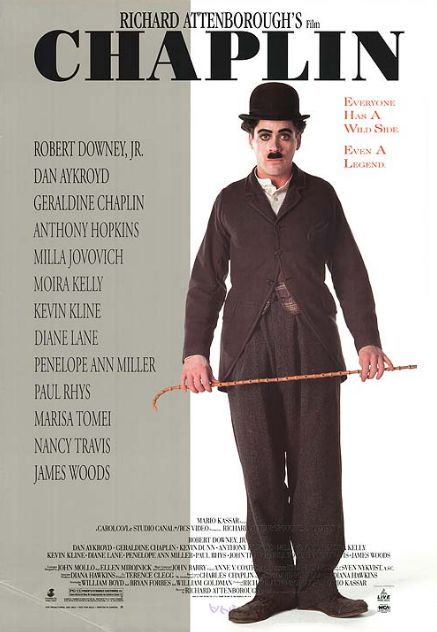Čaplins / Chaplin