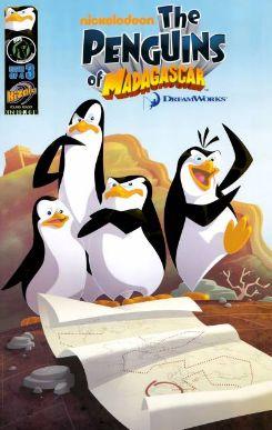Madagaskaras pingvīni : 4.sezona / Penguins of madagascar 4