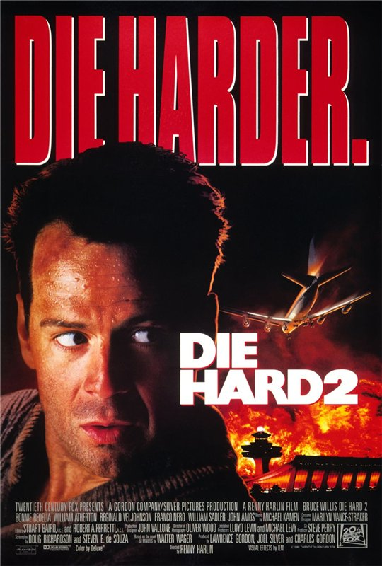 Cietais rieksts 2 / Die Hard 2