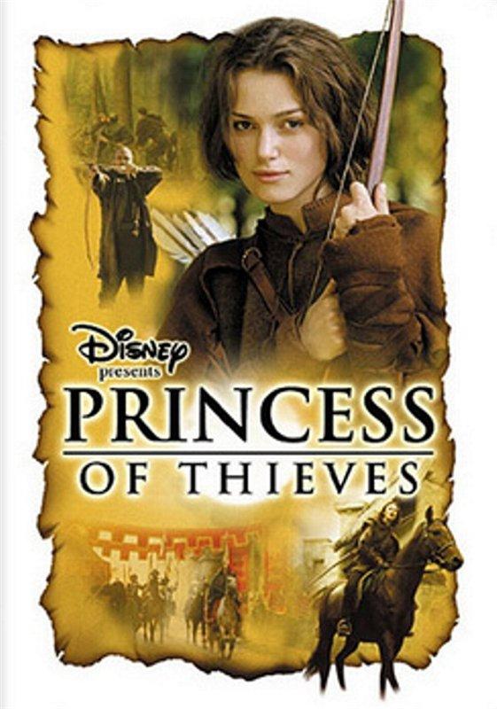 Zagļu princese / Princess Of Thieves