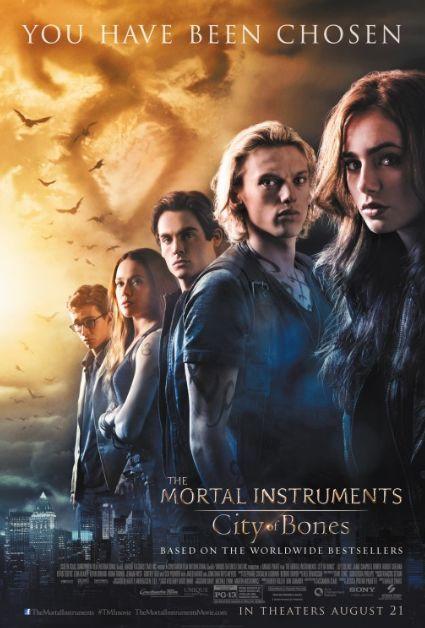 Kaulu pilsēta / The Mortal Instruments: City Of Bones